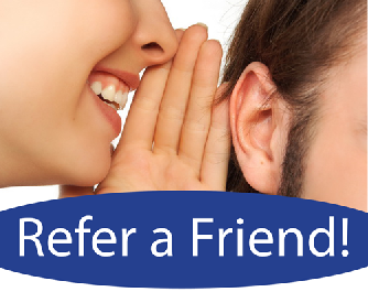 REFER A FRIEND OR FAMILY MEMBER TO OUR OFFICE TO RECEIVE A REFERRAL DISCOUNT ON EITHER SURGICAL CONSULT OR ANCILLARY SERVICE!